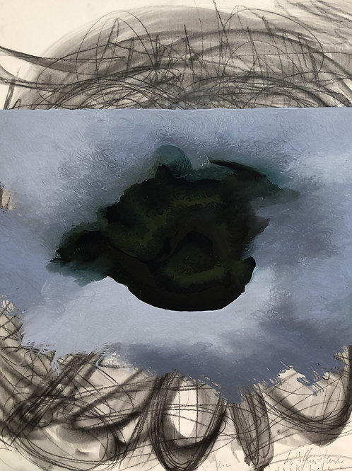 Dark hole - Wolfgang Walkensteiner