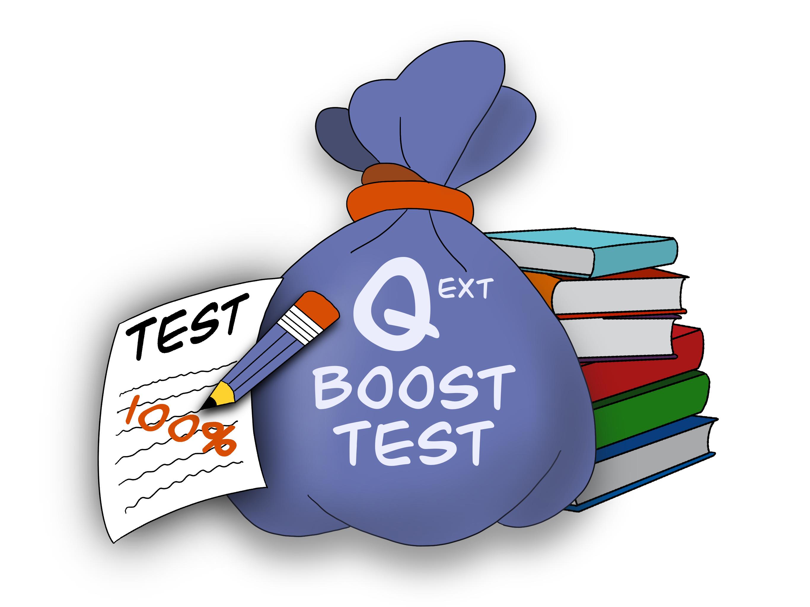 Vorgespräch Q-Boost Test Externe