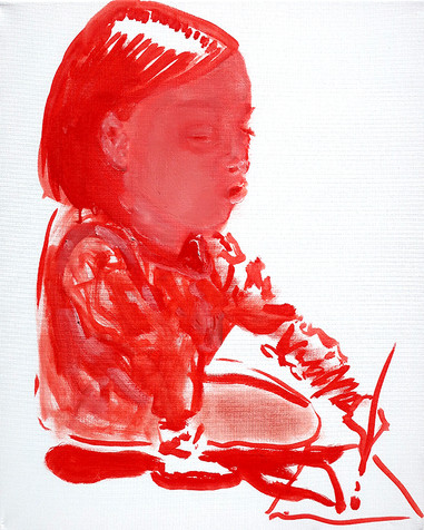Injured Girl, 2019,