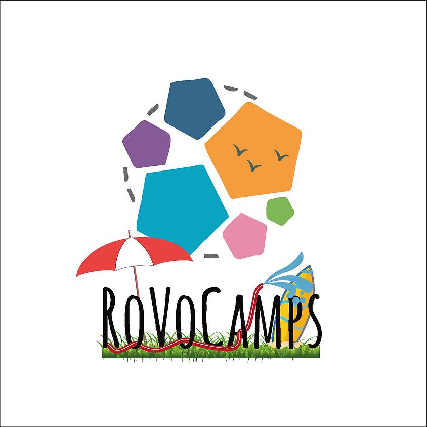 Camp in den Sommerferien Woche II  Mo 26.August - Fr  30. August 2019