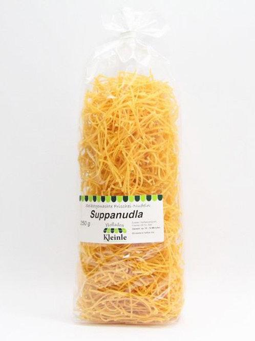 Kleinle - Suppanudla selbstgemachte Frischei-Suppennudeln - 250 g.
