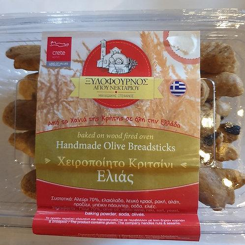 Kritsinia mit Oliven in Handarbeit 200g