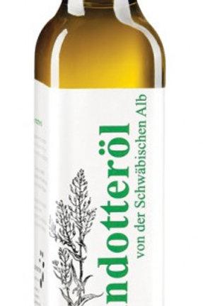 Leindotter Öl von der Alb - 250 ml - eine gesunde Delikatesse