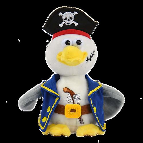 "Laber-Piraten Möwe ""Malwin"""
