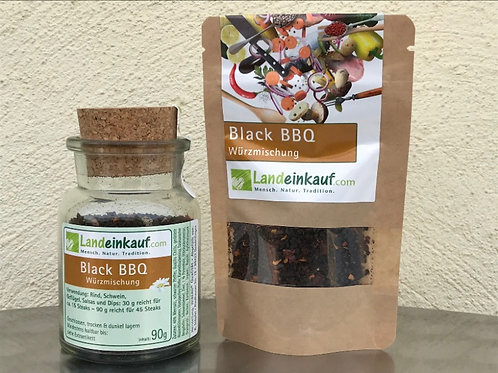 WIBERG Black BBQ - Würzmischung