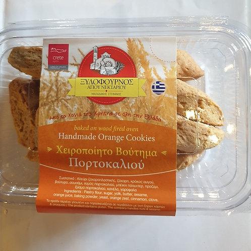Kekse mit Orangengeschmack  200g