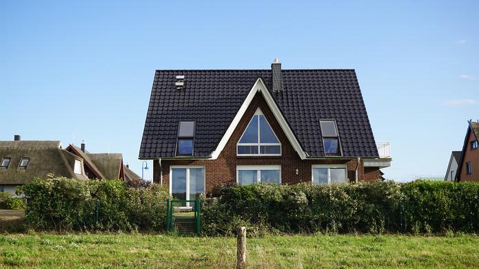 Villa Küstenhus auf Rügen - Ferienwohnung in der Haustiere erlaubt sind