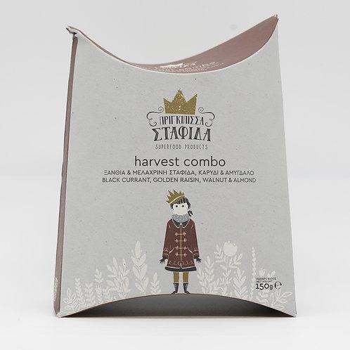 Harvest Kombo /Rosinen-Mandel-Walnuss 300g