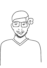 Mann mit Bart weiss.png