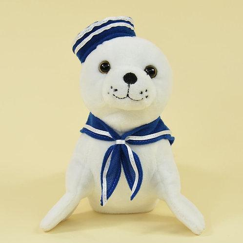 "Laber-Matrosen Seehund ""Skibi"""
