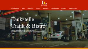 Reifenhandel & Tankstelle in Kottes