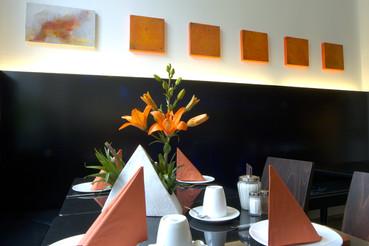 ABC Hotel Frühstücksraum