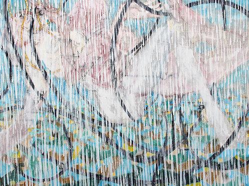 Great illusion, falling angels -  Emmerich Weissenberger