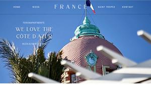 Ferienapartments in Nizza & Saint Tropez