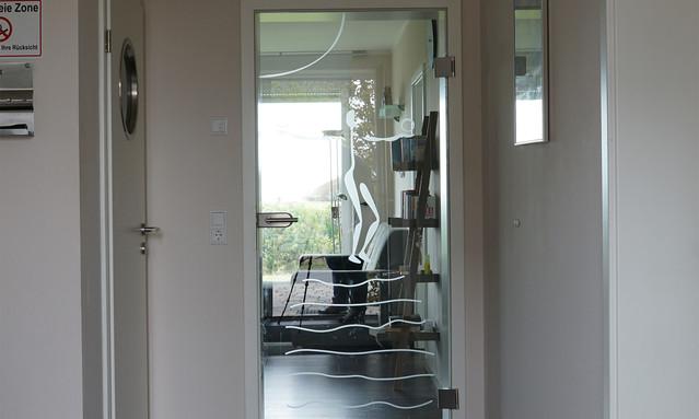 Der Eingangsbereich der Fährstube auf Rügen - Urlaub und wohlfühlen!