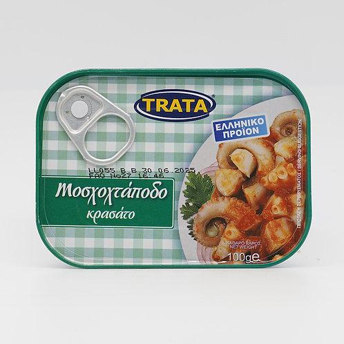 Oktapus krasato / Trata / 100g