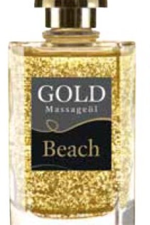 "Exklusives Gold Öl ""Beach"""