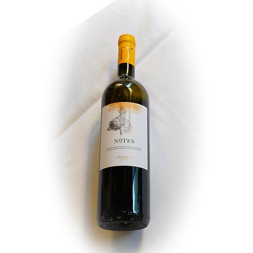 3 Flaschen Notes - Weißwein