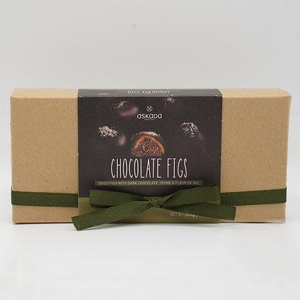 Schokoladenfeigen 200g /Handarbeit /Bio