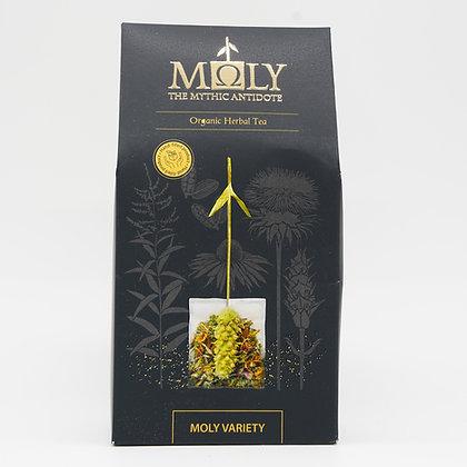 Variety /Organic Herbal Tea 23g
