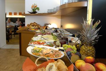ABC Hotel Frühstücksbuffet