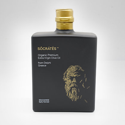 Socrates Olivenöl /greek extra virgin /0,5l/biologisch