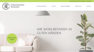 EDITOR X: Stresspraxis - Werder