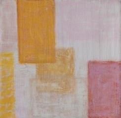 Komposition mit Lila - Eveline Aberer-Grass