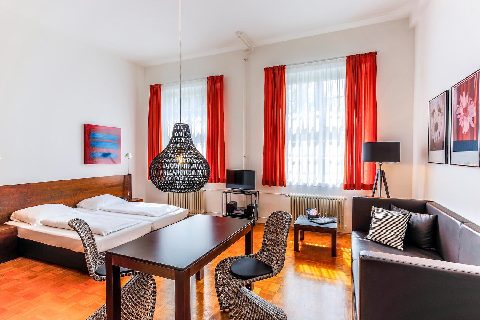 ABC Hotel Beispiel für ein Doppelzimmer