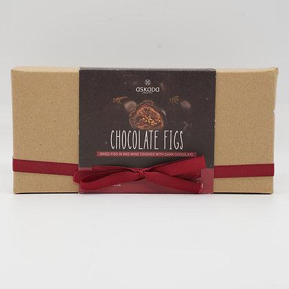 Schokoladenfeigen 200g / Handarbeit / Bio