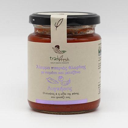 Florinipaprikaaufstrich mit Tomate und Karotte - 260g