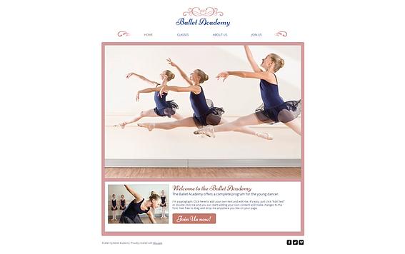 Ballettstudio