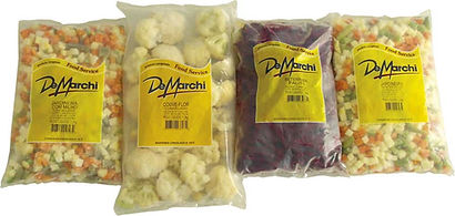 legumes congelado