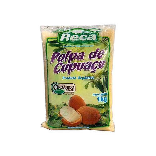 Polpa de Cupuaçu Pacote 1Kg