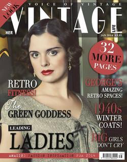 Her Vintage Life Magazine