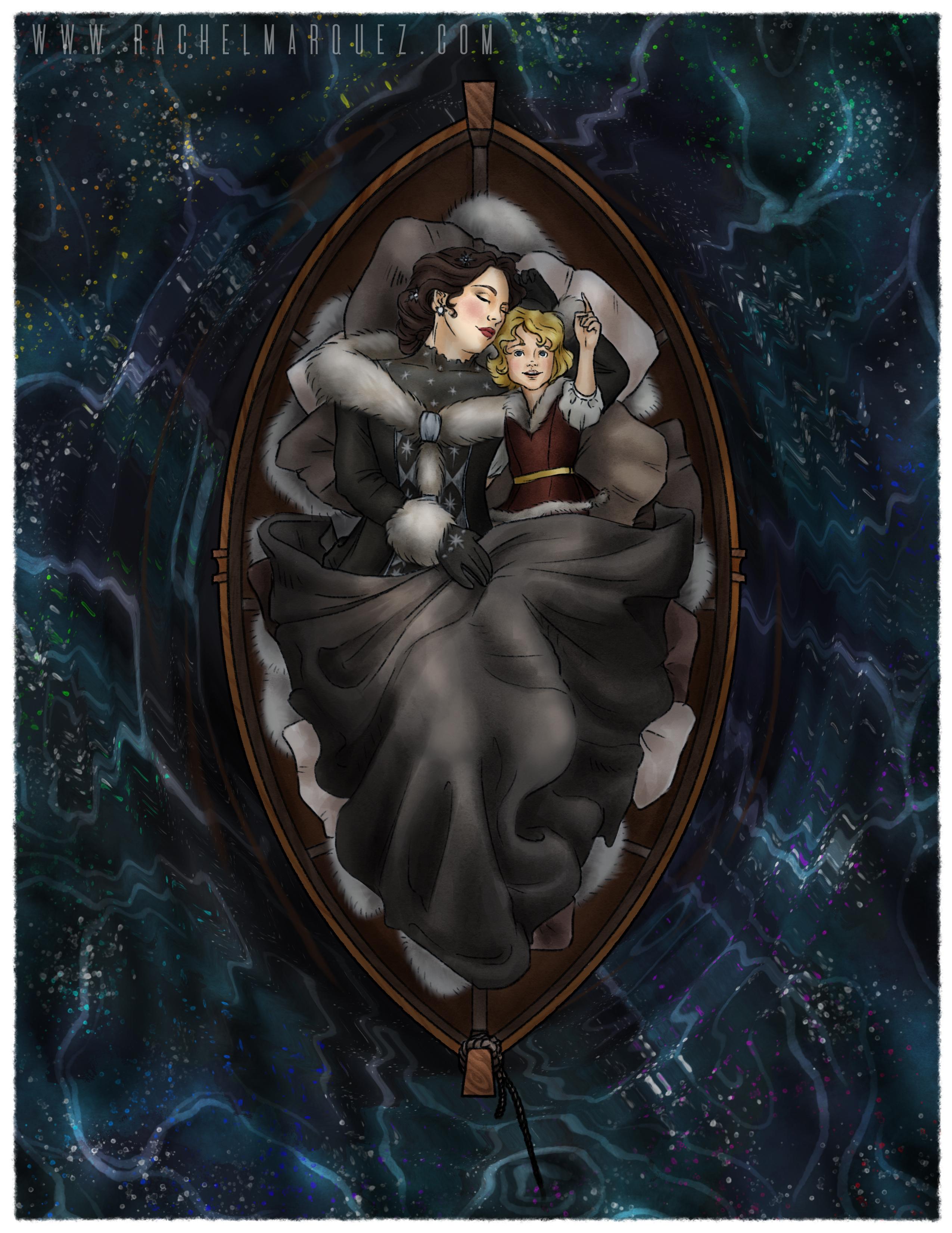 Sailing on Starlight
