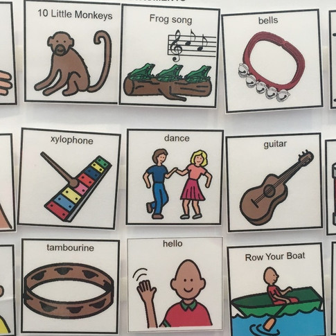 Pictures and Augmentative Communication