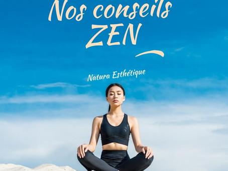 ZEN ATTITUDE 🙂! Vous avez envie de commencer votre week-end zen et vous n'avez pas pris rendez-vous