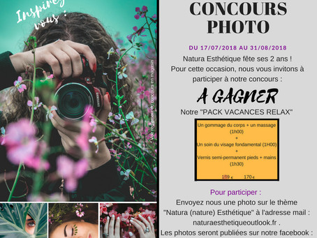 """A gagner : un """"Pack Vacances relax"""""""