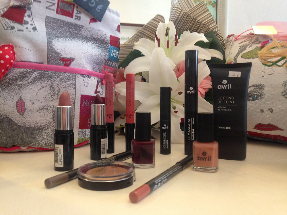 NATURA ESTHETIQUE MAQUILLAGE BIO
