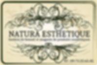 Logo Natura Esthétique Institut de beauté Plaisance Gers