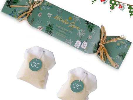 Des idées 💡 cadeaux 🎁Crackers sels de bain au thé 🍵🎄💖