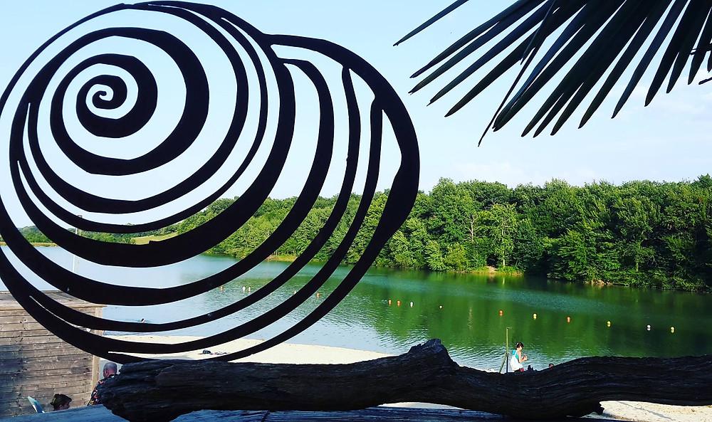 concours photo Natura Esthétique lac de lupiac