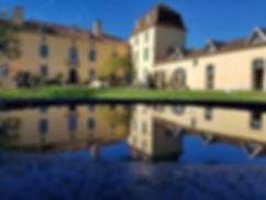 chateau Lacoste lupiac natura esthetique
