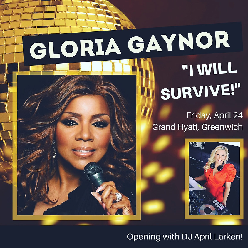 "CLC Benefit 2020 Gloria Gaynor LIVE ""I Will Survive!"""