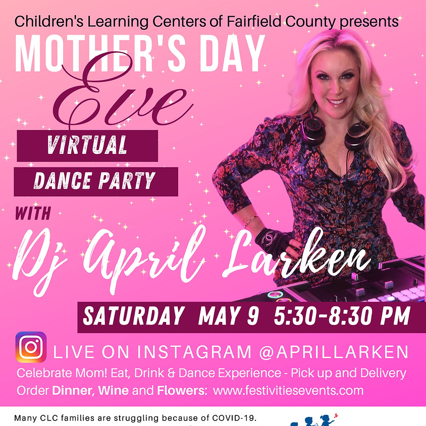 CLC Mother's Day Virtual Dance Party with April Larken