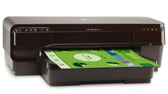 HP. IMPRESORA FORMATO ANCHO OFFICEJET 7110 TABLOIDE, DOBLE CARTA