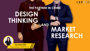 The Partner in Crime : Design Thinking and Market Research