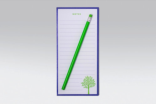 WOODLAND TREE NOTEPAD