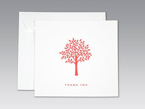 WOODLAND TREE (8 pack)